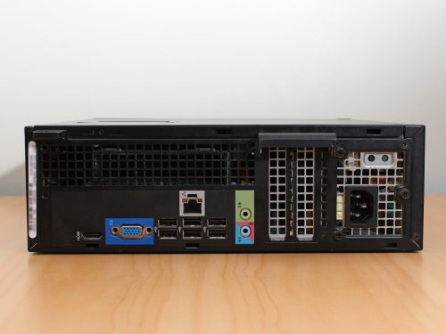Dell Optiplex 390 SFF Port Layout