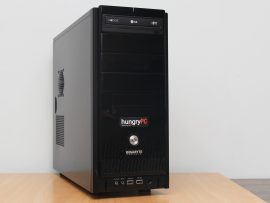 Custom Gaming Tower in Gigabyte Chassis
