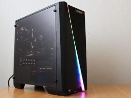 Custom Core i7 Gaming rig from hungryPC