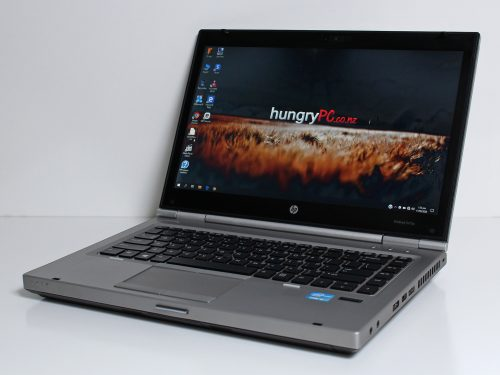 "HP 14"" Elitebook with Windows 10 and 8GB RAM"