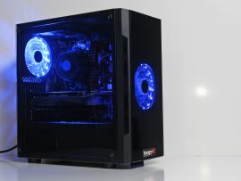 Custom Gaming PC by hungryPC